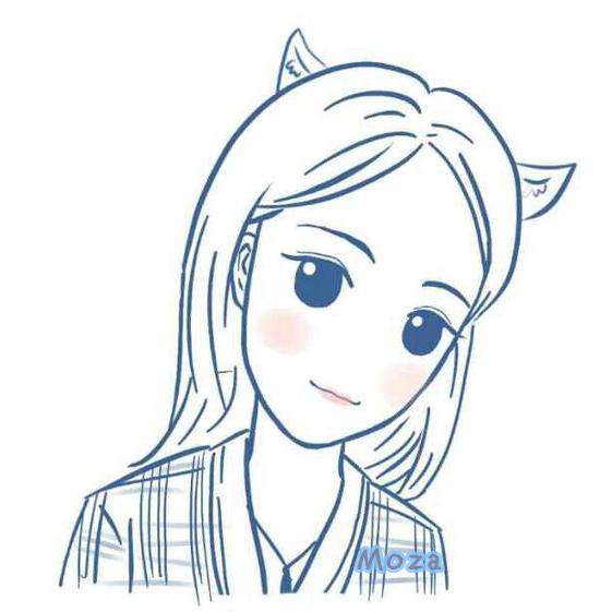 动漫 简笔画 卡通 漫画 手绘 头像 线稿 561_561