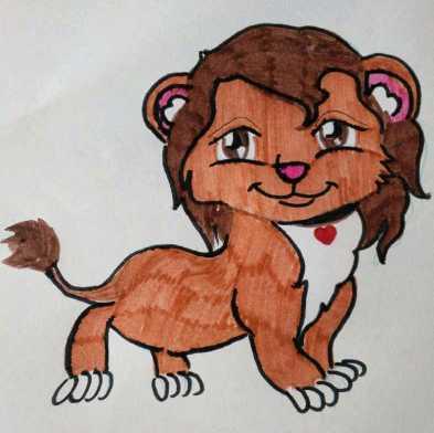 御风小狮子《渡红尘》